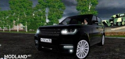Range Rover STARTECH [1.2.2], 1 photo